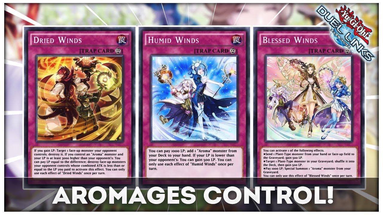 Mengenal Deck Aromage Yu-Gi-Oh Duel Links!, Terlihat Biasa