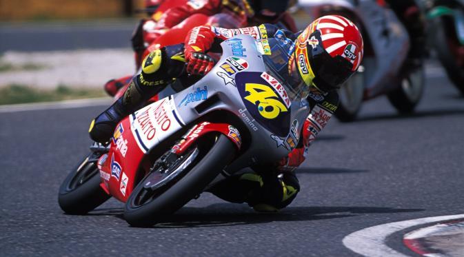 Valentino Rossi. Foto: Speedweek.
