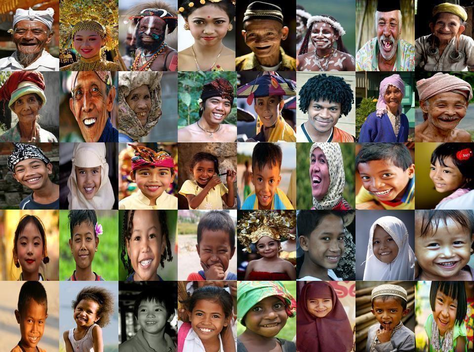Masyarakat Indonesia.